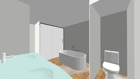 Master - Bedroom - by ekav555