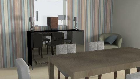 My Room - Dining Room - by princesslorna