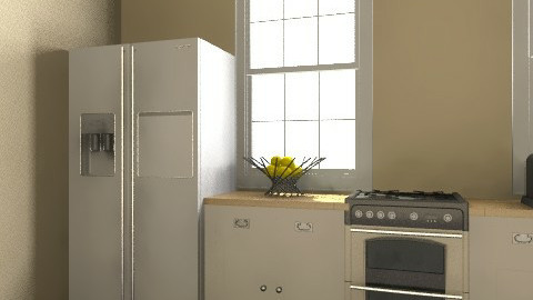 Kitchen - Classic - Kitchen - by Requcy
