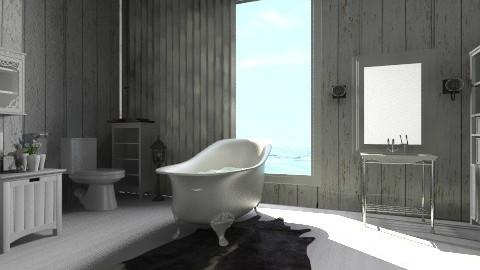 bathroom - Vintage - Bathroom - by judy_ako