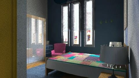 TTb - Eclectic - Bedroom - by mrschicken