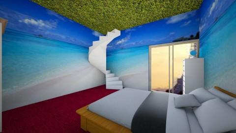 Quarto do samu - Bedroom - by Su Martins