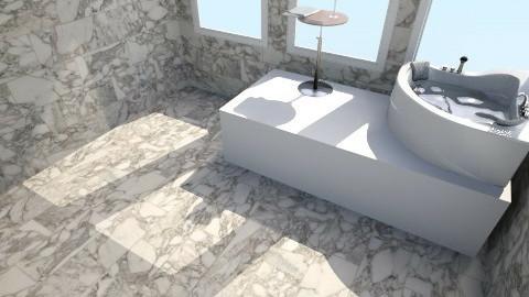 stoneage bath - Classic - Bathroom - by tello