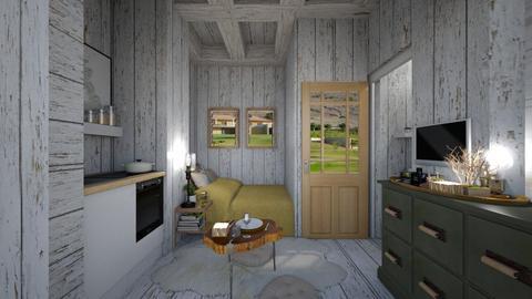 Casa369LivingArea - Rustic - Living room - by nickynunes