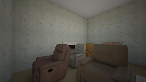 Nanny - Living room - by komnata58