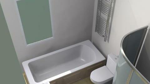 My Bathroom - Test - Retro - Bathroom - by billy0liar