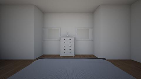 emilyyy bedroom - Minimal - Bedroom - by Emilyyyyy12