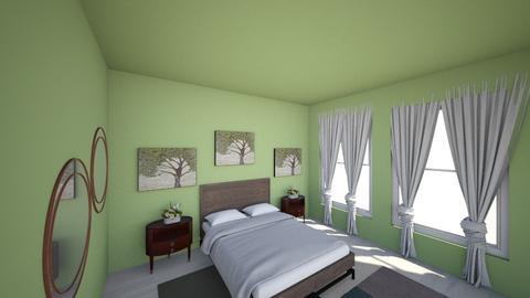 Pasadi - Bedroom - by Naledi the wife