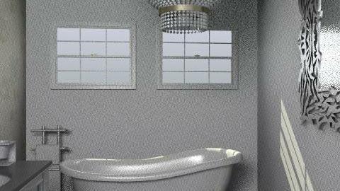 Glam Bathroom - Glamour - Bathroom - by babiimidge