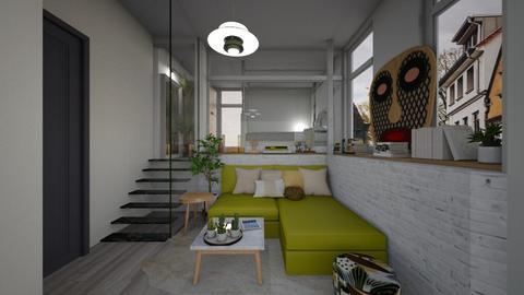 Casa319LivingArea - Modern - Living room - by nickynunes