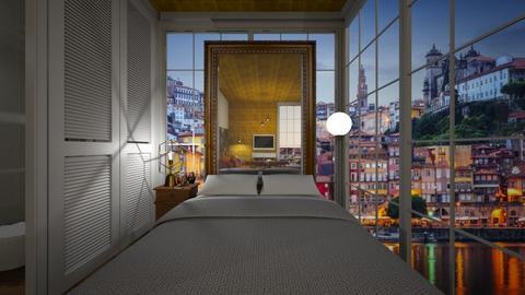 Casa386Bedroom - Eclectic - Bedroom - by nickynunes