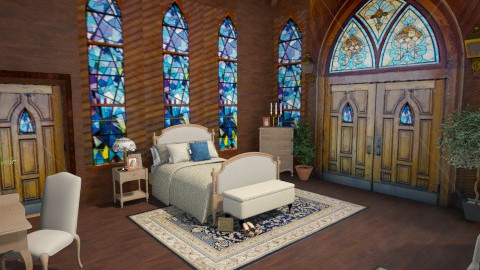 Church Renov - Classic - Bedroom - by Lackew