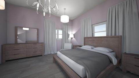 master bedroom  - Bedroom - by chloe shell
