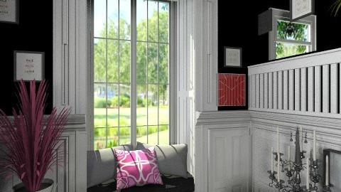 Book Nook plus chair - by gabriela_a