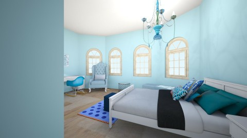 Anu New Room - Bedroom - by Anvitha