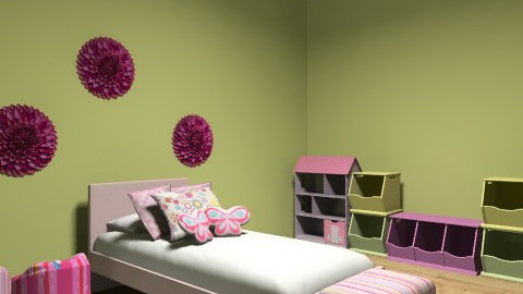 kids - Modern - Kids room - by zozoismail