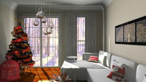 newwwww winter - Vintage - Living room - by Stanojkovic