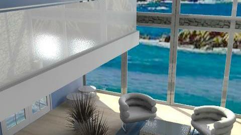 Beachy Keen - Modern - Living room - by wonderwave
