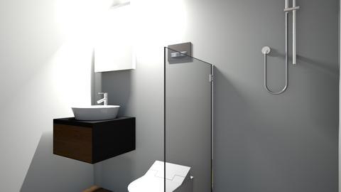 sss - Bathroom - by mietek16