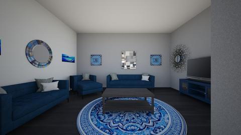 Montavious Living Room - Living room - by Teacher Tita