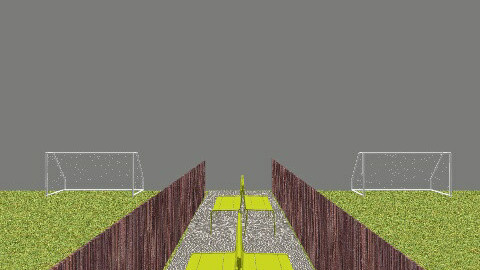 5 a side pitches - by DYLAN NEWTON
