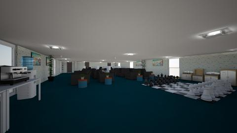 Medical Office Wait room - Modern - Office - by MJolee