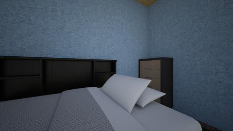 dream room - Bedroom - by daber
