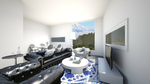 hakonef3 - Modern - Living room - by musejapan