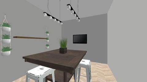focus room - Office - by meyeal04