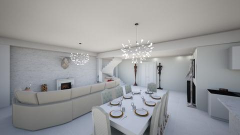 living - Living room - by jouana