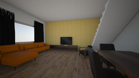 ranciog valentin - Living room - by humvee