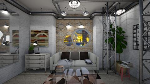 lnd - Living room - by libra23