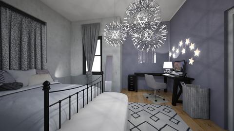 Z Room - Bedroom - by zoe128