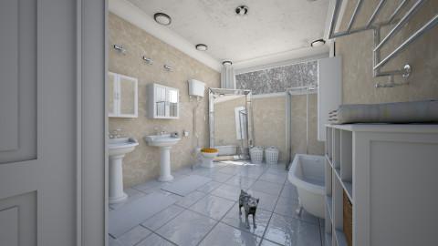 bathroom winter - Classic - Bathroom - by sometimes i am here