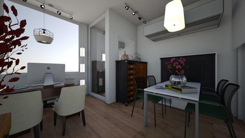 3 versi 2 Ruang Direksi 3 - Office - by kantormbs