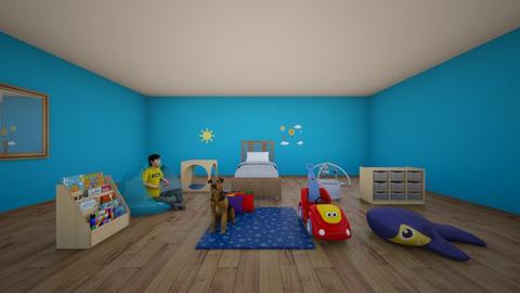Autumns Room  - Kids room - by Autumn Singleton
