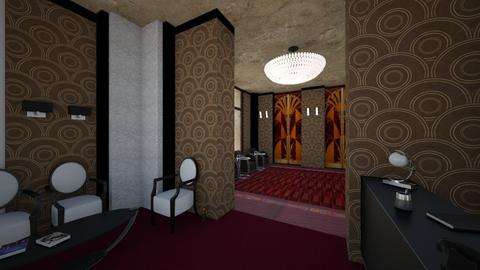 Art Deco Hotel - Classic - by a1b2c3