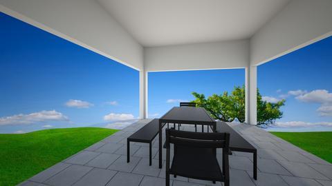 patio - by nmcnally