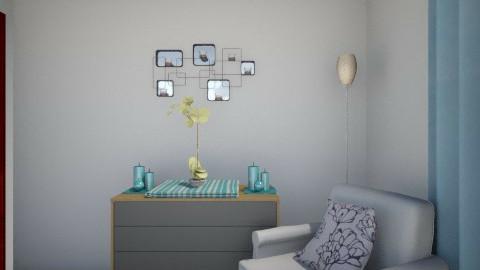 room 1 - Bedroom - by bvarela