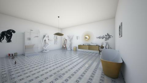 Bathroom - by gtenenbaum