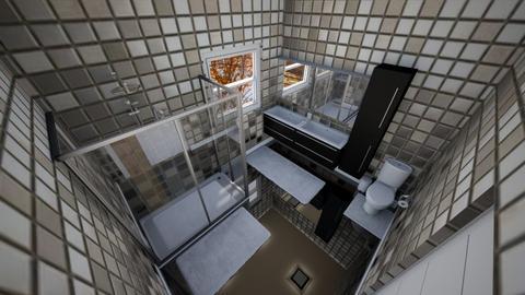family home 152 - Modern - Kitchen - by Stavroula Chatzina