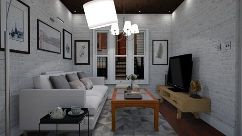 Living room - Living room - by nonanymous_