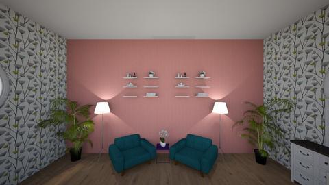 dreem room 2020  - Modern - Bedroom - by designerQUEEN2020