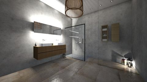 xfd - Bathroom - by chaimae saidoun
