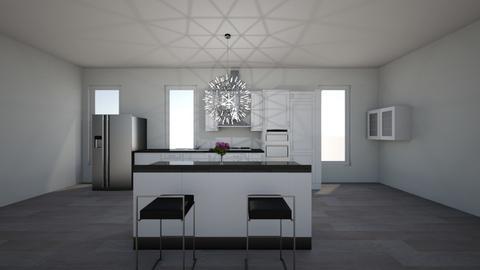 Kitchen - by Margofiora