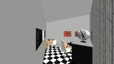 First room - Modern - by kittypanda