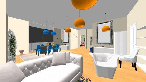 4 - Modern - Living room - by Vela