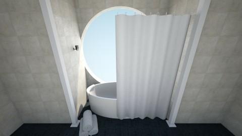 Romani Noveau - Modern - Bathroom - by archibasil