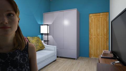 Eugene - Modern - Bedroom - by Tatyana Povonskaya