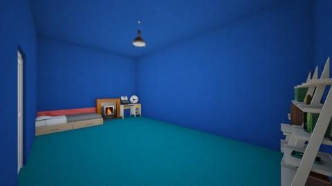 my living room - by Theodoros Frangeskou